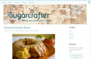 http://sugarcrafter.net/2011/09/23/pumpkin-monkey-bread/