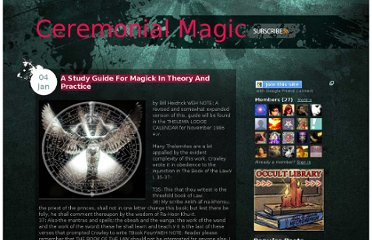 http://ceremonial-magic.blogspot.com/2008/01/study-guide-for-magick-in-theory-and.html