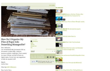 http://lifehacker.com/5843845/how-do-i-organize-my-piles-of-paper-into-something-manageable