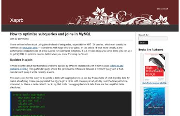 http://www.xaprb.com/blog/2006/04/30/how-to-optimize-subqueries-and-joins-in-mysql/