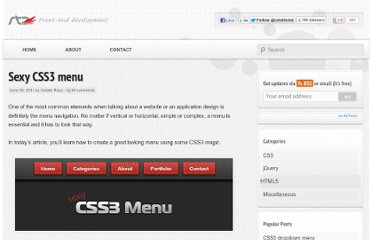 http://www.red-team-design.com/sexy-css3-menu