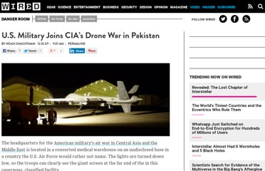 http://www.wired.com/dangerroom/2009/12/us-military-joins-cias-drone-war-in-pakistan/