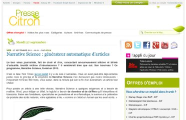 http://www.presse-citron.net/narrative-science-generateur-automatique-darticles