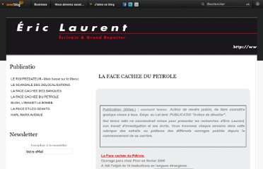 http://www.eric-laurent.com/pages/LA_FACE_CACHEE_DU_PETROLE-231453.html