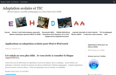 http://cybersavoir.csdm.qc.ca/adaptic/2011/09/27/applications-en-adaptation-scolaire-pour-ipad-et-ipod-touch/