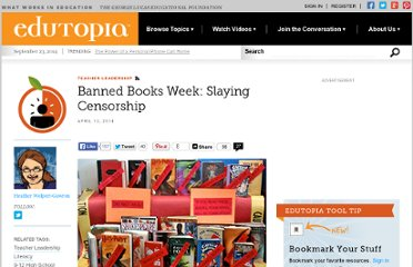http://www.edutopia.org/banned-books-week