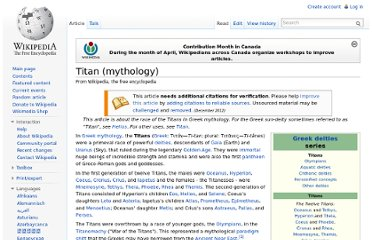 http://en.wikipedia.org/wiki/Titan_(mythology)