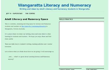 ... The Centre for Continuing Education in Wangaratta, Victoria Australia.