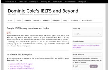 http://www.dcielts.com/ielts-essays/sample-ielts-essay-questions/