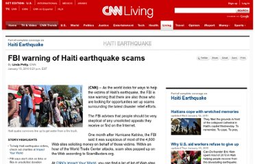 http://www.cnn.com/2010/LIVING/wayoflife/01/13/haiti.charity.scams/index.html