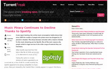 http://torrentfreak.com/music-piracy-continues-to-decline-thanks-to-spotify-110928/