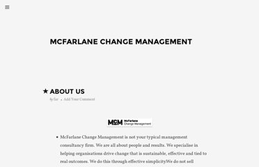 http://www.mcfarlanechangemanagement.com.au/home.php#