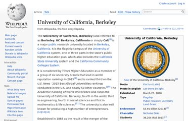http://en.wikipedia.org/wiki/University_of_California,_Berkeley