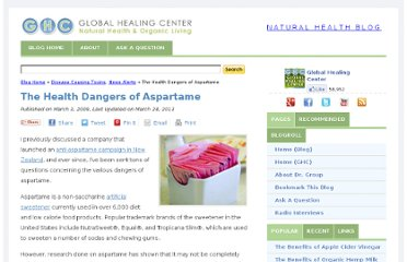 http://www.globalhealingcenter.com/natural-health/health-dangers-of-aspartame/