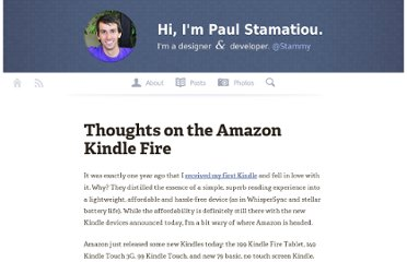 http://paulstamatiou.com/amazon-kindle-fire