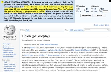 http://en.wikipedia.org/wiki/Holon_%28philosophy%29