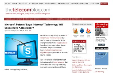 http://www.thetelecomblog.com/2011/06/29/microsoft-patents-legal-intercept-technology-will-skype-have-a-backdoor/