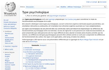 http://fr.wikipedia.org/wiki/Type_psychologique
