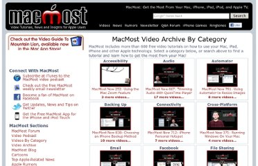 http://macmost.com/video-list