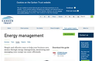 http://www.carbontrust.co.uk/cut-carbon-reduce-costs/products-services/technology-advice/energy-management/pages/energy-management.aspx