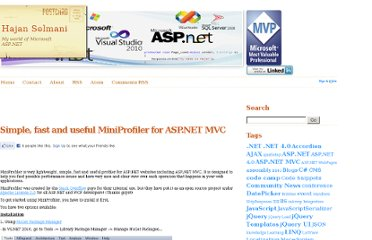 http://weblogs.asp.net/hajan/archive/2011/09/26/simple-fast-and-useful-mini-profiler-for-asp-net-mvc.aspx
