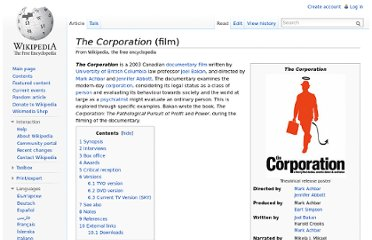 http://en.wikipedia.org/wiki/The_Corporation_(film)