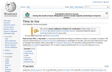 http://en.wikipedia.org/wiki/Time_to_live