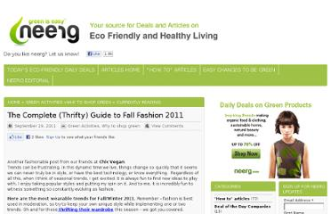 http://ecoknowledge.neerg.com/2011/09/29/the-complete-thrifty-guide-to-fall-fashion-2011/