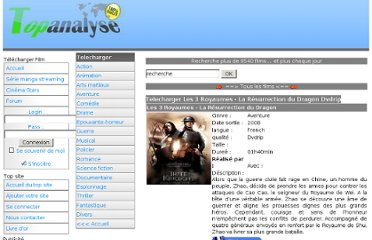 http://www.topanalyse.com/index.php?hd=megaupload-hd-dvdrip&Les-3-Royaumes---La-R%E9surrection-du-Dragon--telecharger&id=7463