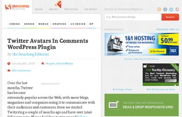 http://wp.smashingmagazine.com/2009/01/08/twitter-avatars-in-comments-wordpress-plugin/