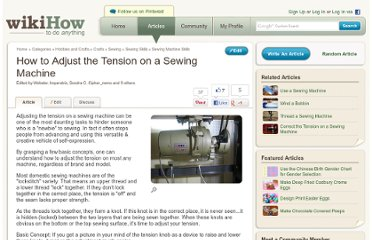 http://www.wikihow.com/Adjust-the-Tension-on-a-Sewing-Machine
