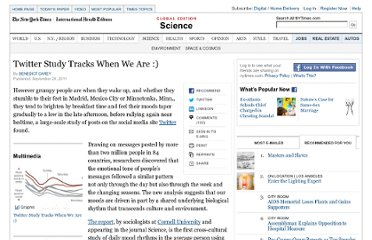 http://www.nytimes.com/2011/09/30/science/30twitter.html?_r=1&hp