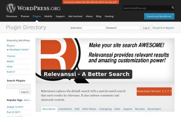 http://wordpress.org/extend/plugins/relevanssi/