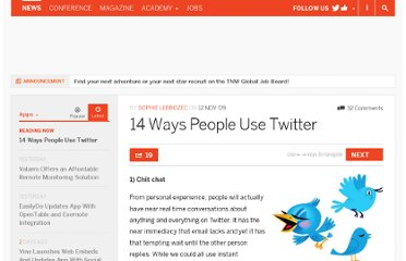 http://thenextweb.com/apps/2009/11/12/14-ways-people-twitter/