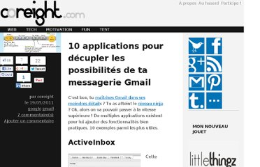 http://coreight.com/content/10-applications-pour-booster-messagerie-gmail
