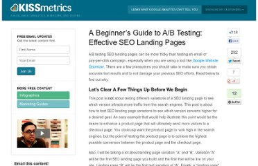 http://blog.kissmetrics.com/ab-testing-seo-landing-pages/