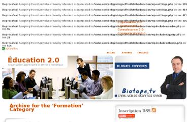 http://education.biotope.tv/category/formation/