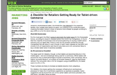 http://www.marketingvox.com/a-checklist-for-retailers-geting-ready-for-tablet-driven-commerce-049888