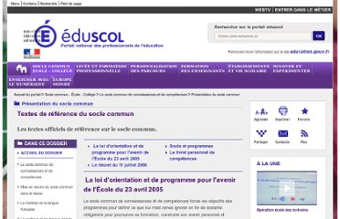http://eduscol.education.fr/cid54178/introduction.html