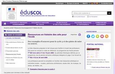 http://eduscol.education.fr/cid47780/ressources.html