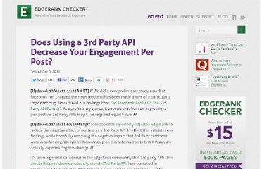 http://edgerankchecker.com/blog/2011/09/does-using-a-third-party-api-decrease-your-engagement-per-post/