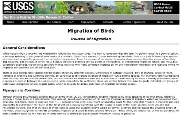 http://www.npwrc.usgs.gov/resource/birds/migratio/routes.htm