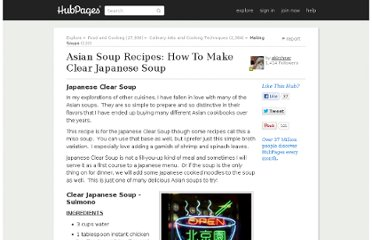 http://akirchner.hubpages.com/hub/Clear-Japanese-Soup