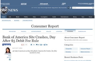 http://abcnews.go.com/blogs/business/2011/09/bank-of-america-site-temporarily-down/
