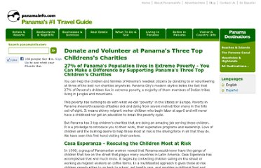 http://www.panamainfo.com/en/donate-and-volunteer-panamas-two-top-childrenss-charities