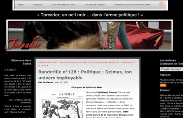 http://www.toreador.fr/2007/05/22/banderille-n%c2%b0128-politique-dallas-ton-univers-impitoyable/