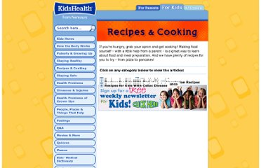 http://kidshealth.org/kid/recipes/