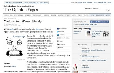 http://www.nytimes.com/2011/10/01/opinion/you-love-your-iphone-literally.html