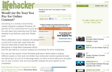 http://lifehacker.com/5406648/would-or-do-you-you-pay-for-online-content