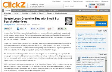 http://www.clickz.com/clickz/news/1717790/google-loses-ground-bing-small-biz-search-advertisers
